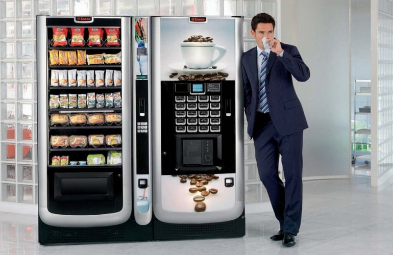 How to start a business on vending machines