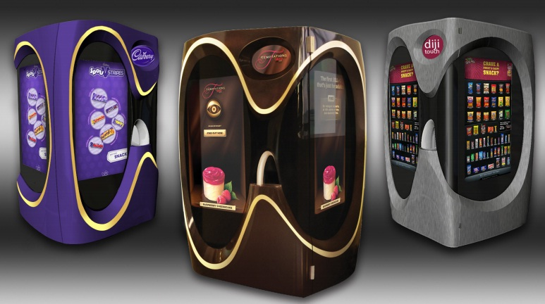 Non-food vending machines