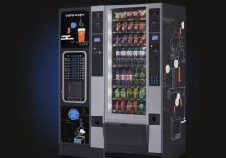 What are vending and vending machines